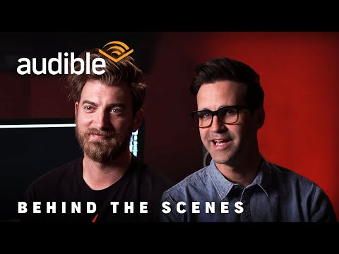 Behind the Scenes with Rhett & Link, authors and narrators of Rhett and Link's Book of Mythicality