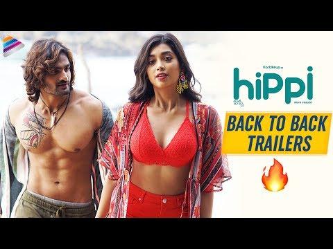 Xxx Mp4 Hippi 2019 Movie Back To Back Trailers Karthikeya Latest Telugu Movie Telugu FilmNagar 3gp Sex