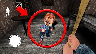 Download We found CHUCKY in GRANNY MULTIPLAYER... (Granny Horror Game MULTIPLAYER) Video
