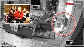 Game Master Caught on Camera! Uncovering Hidden Secret Surveillance Footage.