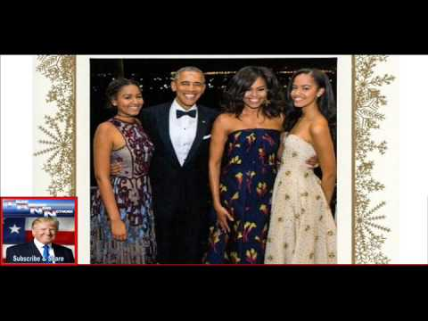 "Obama's Last Christmas Card Leaves Out ""Merry Christmas"" Completely"