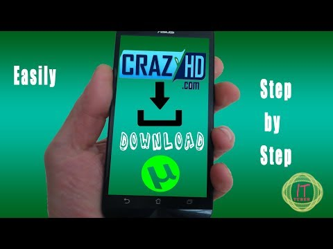 How To Download CrazyHD Torrent Files on Android Using utorrent Bangla Tutorial