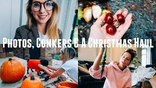 PHOTOS, CONKERS & A CHRISTMAS HAUL?