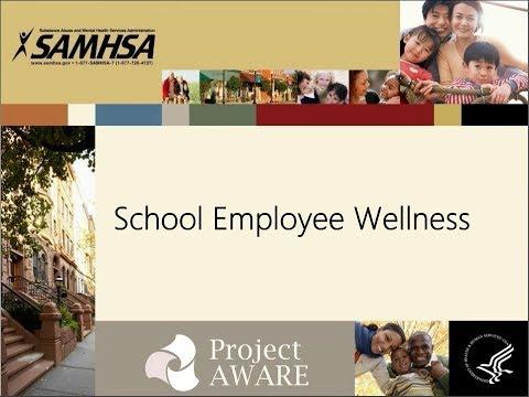 School Employee Wellness