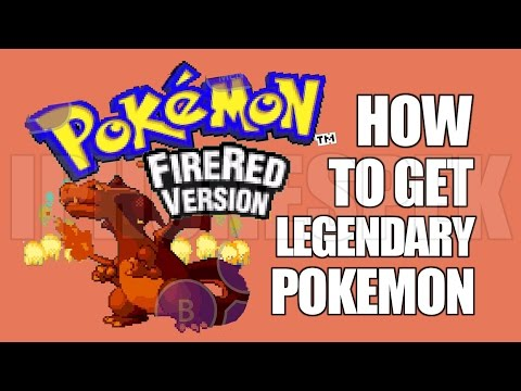 How to get Legendary Pokemon in Pokemon Fire Red GBA4IOS iPhone iOS 11 10 9 iPad