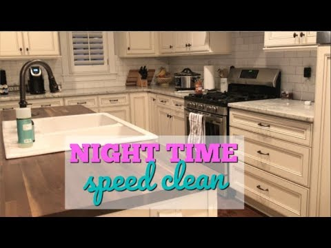 CLEAN WITH ME 2018 | CLEANING MOTIVATION