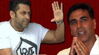 Salman Khan To Help Akshay Kumar For Free