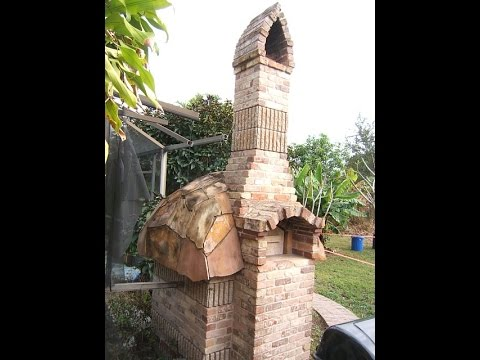 Pizza Oven (Real Brick Oven)