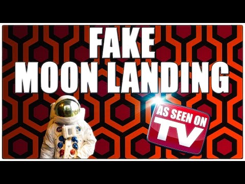 Fake Moon Landing | As Seen On TV | Movies & Television ▶️️