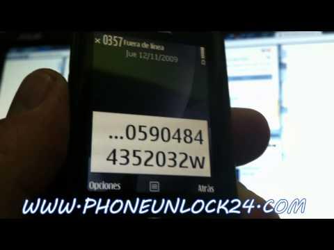 UNLOCK NOKIA 6730