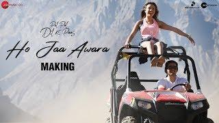 Making of Ho Jaa Awara   Pal Pal Dil Ke Paas   Sunny Deol, Karan Deol & Sahher Bambba