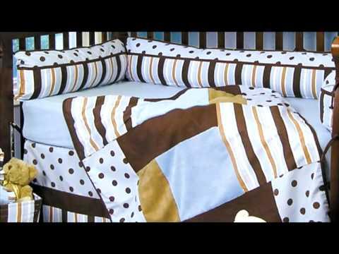 Baby Boy Crib Bedding Ideas