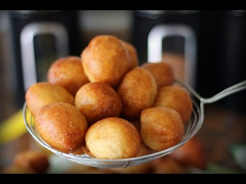 HOW TO MAKE PUFF-PUFF - NIGERIAN RECIPE