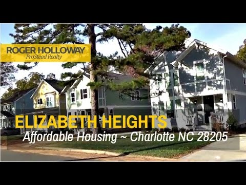 Elizabeth Heights Affordable Housing in Charlotte NC