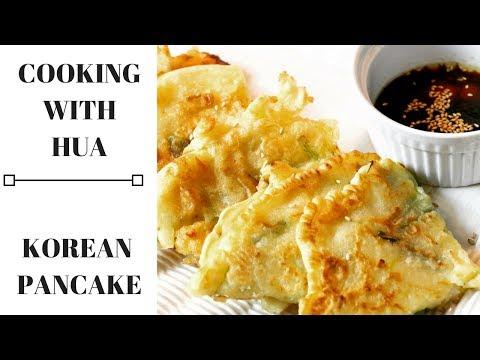Korean Pancake - (Pajeon)