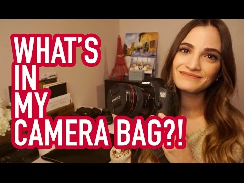 What's In My Camera Bag!?