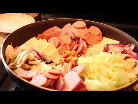 Korean Army Stew (Budae Jjigae) - Cooking With Hua