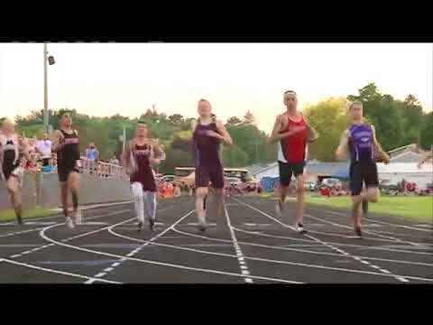 5/24/18 - WIAA Div. 3 Track & Field sectional