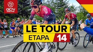 Tour de Francia 2019 14ª etapa: Tarbes-Col du Tourmalet | Lo más destacado