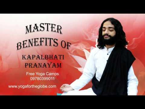 Master Benefits of Kapalbhati Pranayama (Rapid Exhalation) by Nityanandam Shree
