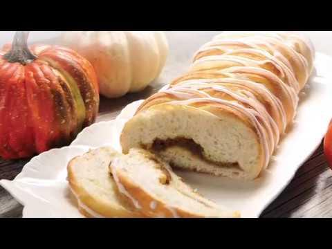 Bridgford® Pumpkin Filled Coffee Cake