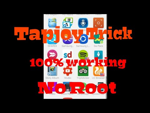 HOW TO GET MORE REWARDS FROM TAPJOY (NEW 2018 WITHOUT ROOT) - playithub com