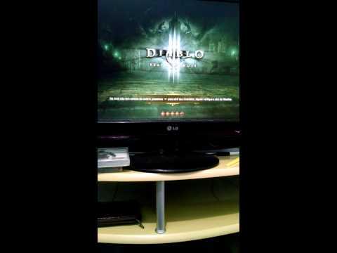 Diablo 3 como jogar online (console)