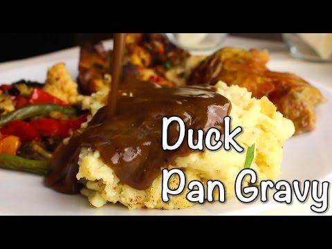 Duck Pan Gravy