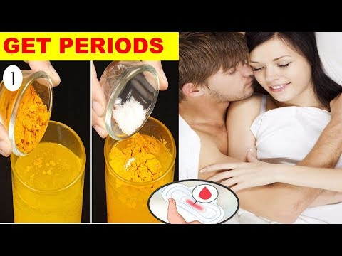 How To Get periods Immediately To Avoid Pregnancy -Home remedies To Prevent Pregnancy Naturally