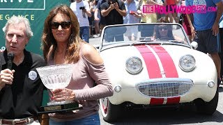 Caitlyn Jenner Breaks Down Crying While Speaking On Dead Father