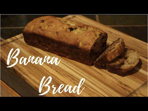 Banana Bread Recipe || The Best For Browning Bananas