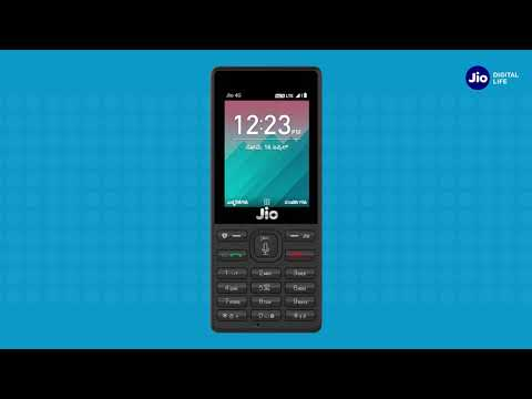 How to Use Shortcut Keys in JioPhone (Kannada) | Reliance Jio