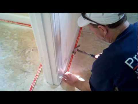 How to Install Tackless and Pad