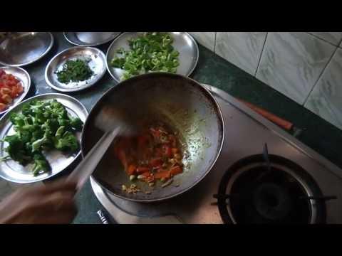 Broccoli Sabzi Recipe Indian Style tasty Broccoli Sabzi Broccoli Mix Vegetable sabzi Recipe
