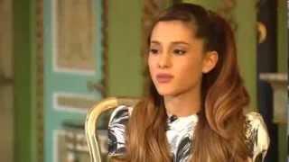 Ariana Grande Defends Cyrus and Bieber