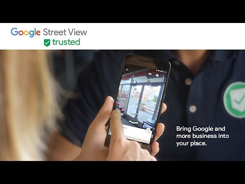 Bring Google and More Business Into Your Place with a Google Street View Trusted Photographer