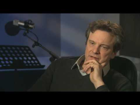 Colin Firth on 'The End of the Affair' (Audiobook) (1)
