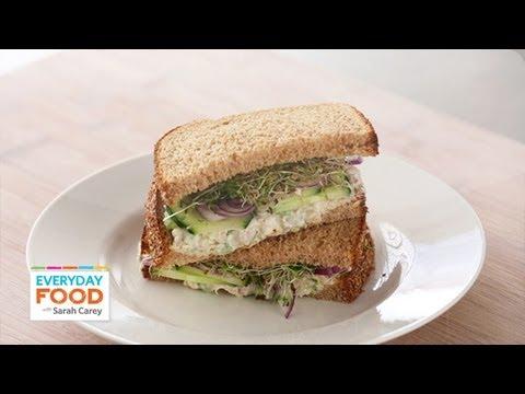 Tangy Tuna Salad - Everyday Food with Sarah Carey