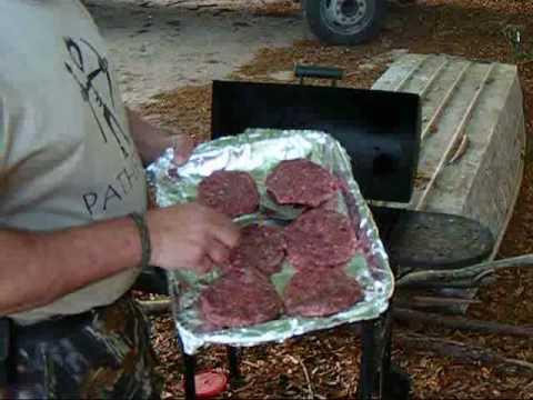 deer burger part two.wmv