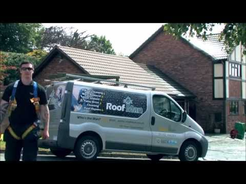 Best Roof Cleaning Service In Stoke On Trent Area