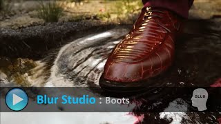 Blur Studio's Perfectly rendered Boots :-)  In FULL HD
