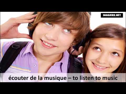Learn French words with videos #84