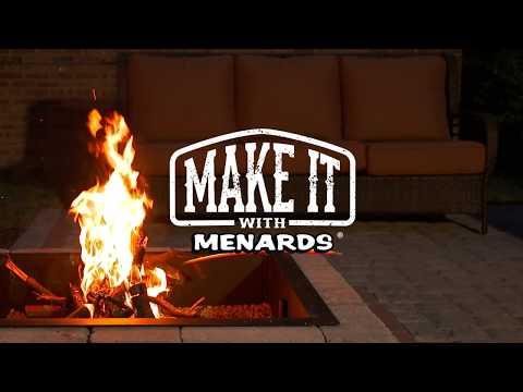 Make It With Menards – Landscape Architect Scott Flanagan