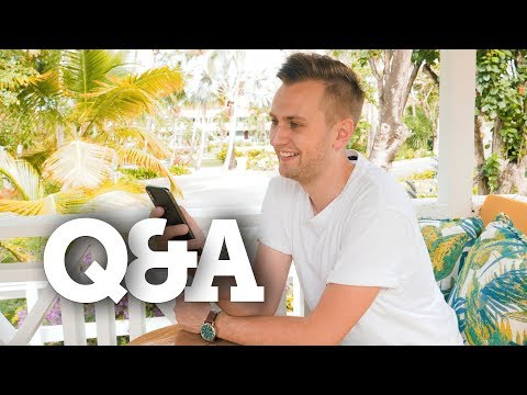 GOALS FOR THE NEXT YEAR? — Q&A 2018.2