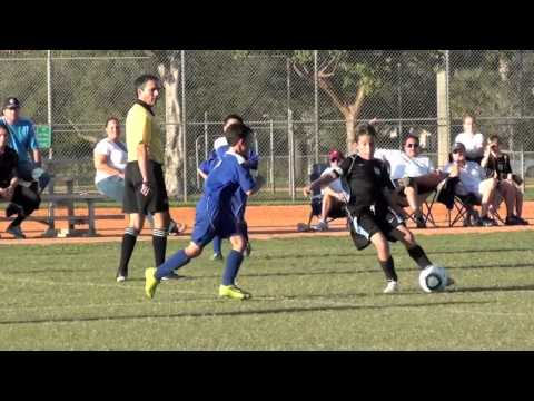 8 years old brazilian soccer(football) talent - part 1