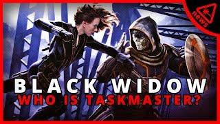 Black Widow Theory: Is Taskmaster Actually… [SPOILERS]? (Nerdist News w/ Dan Casey)