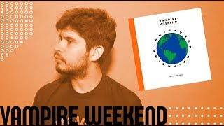Download Review: Vampire Weekend - Father of the Bride Video