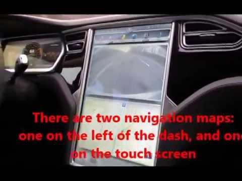The Tesla Model S Takes a 660 Mile (each way) Road Trip 2013