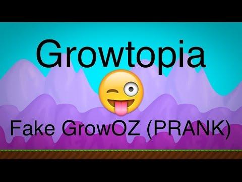 Fake GrowOZ (PRANK)