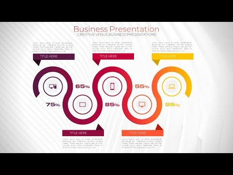 How To Design a Powerful Business KPI Infographics Slide in Microsoft Office 365 PowerPoint PPT